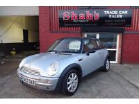 2002 '52' MINI HATCH 1.6 COOPER - REDUCED!