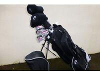 Golf Clubs. Ladies RH Complete set. Virtually unused.