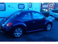 Beetle Diesel TDI 2006 Blue