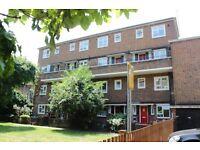 Two bedroom split level maisonette, spacious, balcony, quiet residential cul-de-sac
