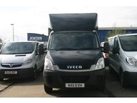IVECO DAILY 355 13 AUTOMATIC BOX VAN – 11-Reg