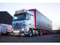 HGV Class 1 driver wanted - North Notts