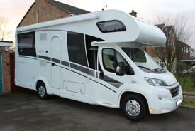 Dethleffs Alpa - Luxury Motorhome - Many Extras - Immaculate Condition - 2015 - Only 10,000 Miles!