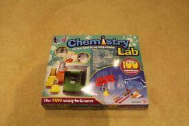 Chemistry set -New 100 experiments