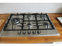 Neff 5 ring gas hob in excellent condition.
