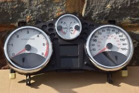 PEUGEOT 207 2006-2013 1.6 HDi90 INSTRUMENT CLUSTER
