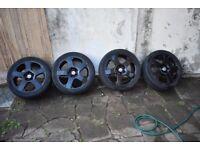 Santa monica wheels 5x100 r17