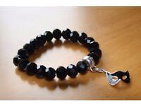 Genuine Thomas Sabo bracelet with charm.