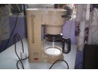 Rowenta Filtermatic Coffee Machine