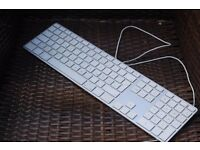 British Apple Keyboard Numeric Keypad