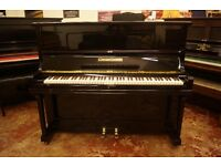 Grotrian Steinweg upright piano cc. 1924 with restored case - FREE UK delivery!