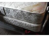 Genuine Adjustamatic single bed with massage