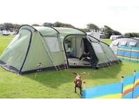 Vango Maritsa 700 Tent with poles