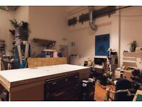 Other Hall / Large Creative Space / Workspace / East London / E8/ Hackney Downs Studios