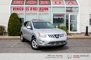 2013 Nissan Rogue S* Toit ouvrant*Bluethooth*