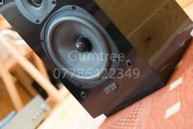Quad 12L Audiophile Bookshelf Speakers