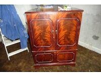 Retro Wooden TV cabinet