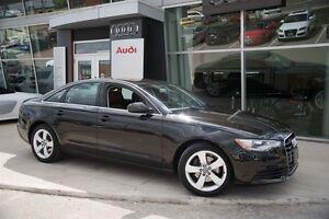 2013 Audi A6 2.0T 8sp Tip Qtro Sdn