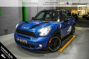 2012 MINI Cooper Countryman S ALL4 -- XENON -- TOIT PANO -- 71$/