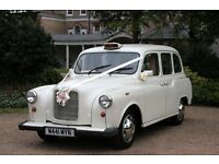 Classic London Taxi Luxury / Wedding Classic Car Hire / London