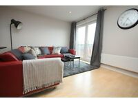 Two bedroom serviced apartment in Leamington Spa centre