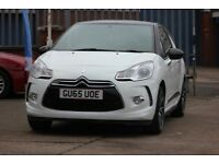 Citroen DS3 1.2 PureTech DStyle (s/s) 3dr 12Months Warranty Part & Labour 31801 Mileage