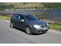 VW Golf, 2.0ltr GT TDi, 5 door, MOT'd 21.07.18, Drives well, priced to sell as new car arrived !