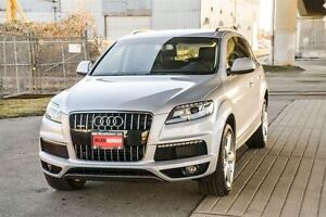 2011 Audi Q7 3.0 TDI Premium S Line Appearance Package