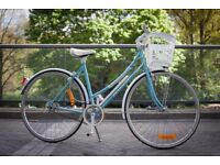 STUNNING VERY RARE Vintage 1989 Peugeot 'Opera' Ladies Town Bike in Totally Original Condition