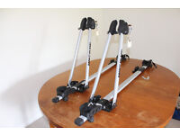MONT BLANC CARRIER BIKE X2 ROOF MOUNTED CYCLE RACK
