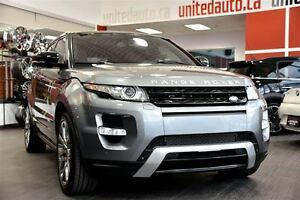 2013 Land Rover Range Rover Evoque DYNAMIC EDITION