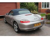 Porsche Boxster 2.7 Tiptronic Facelift Model 986