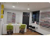 Experience nail technician wanted - London.full-part time.high paid.