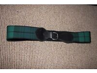 Royal Regiment of Scotland Stable Belt - RHQ Authorised UK Made