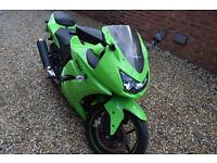 Kawasaki Ninja 250 in good condition