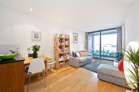 BEAUTIFUL 1 DOUBLE BEDROOM FLAT WITH PRIVATE BALCONY LOCATED ON A STUNNING COBBLED STREET IN NW1!