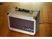 epiphone acoustic amp