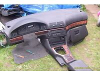 LEFT HAND DRIVE DASHBOARD FOR BMW 5 SERIES E39