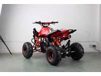 NEW 2017 110CC CHILDRENS / KIDS OFF ROAD TOXIC QUAD BIKE WITH REVERSE 2 COLOURS