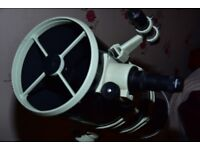 8' Newtonian Reflector Telescope