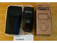 Yongnuo YN-560 II Flash