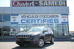 2016 Jeep Cherokee LATITUDE  + SIEGES ET VOLANTS CHAUFFANTS