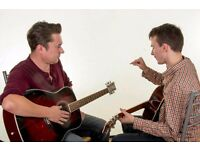 Professional Guitar Lessons in Birmingham: Trial Offer