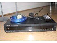 Sony Home Theater Sound Surround System With Samsung DVD Player