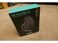 Logitech MX Master 2S Wireless Mouse - Graphite BRAND NEW AND SEALED