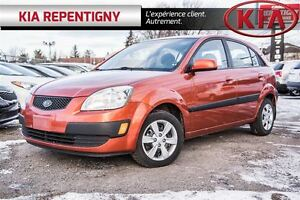 2009 Kia Rio5 EX-air climatiser*bancs chauffants*bluetooth*usb