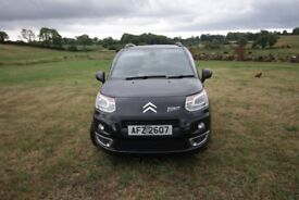 2009 Citreon C3 Picasso Excl HDI
