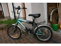 "16"" Children's Bicycle"