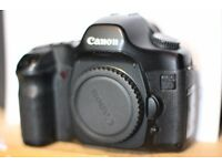 Canon 5D Mk I DSLR Camera Body - In Great Condition