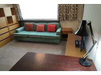 BEAUTIFUL NICELY FURNISHED STUDIO APARTMENT TO LET IN FALLOWFIELD WITH BILLS & PARKING